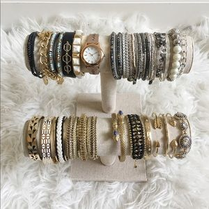 Stella & Dot Bracelet Build Your Own Armparty!